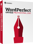 Corel WordPerfect Office Professional 2020