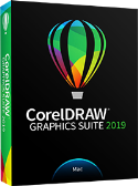 CorelDRAW Graphics Suite 2019 (Mac)